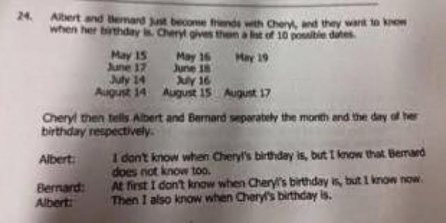 Jawaban Soal Matematika Singapura Soal Ujian Matematika Sd Di Singapura Mahasiswa Komputer Bisa