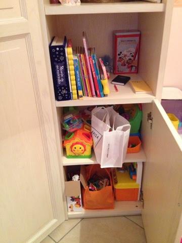 Profumo di casa organizzare la cameretta dei bambini for Asciugamani bambini ikea