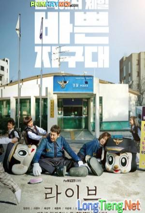 Đồn Cảnh Sát Vui Vẻ ( Live ) 2018 - Phim Hàn Quốc
