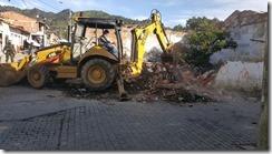 demoliciones La Ceja