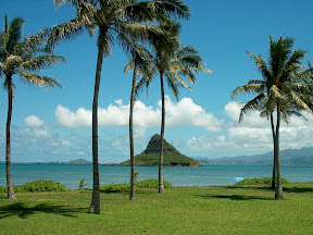 Chinaman's Hat, Kaneohe Bay