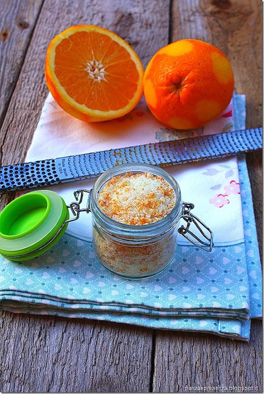 Panza presenza il sale all arancia - Canovaccio da cucina ...