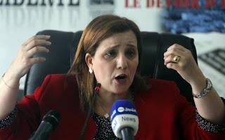Elle était en visite à Laghouat :Meslem annonce de nouveaux programmes de développement social
