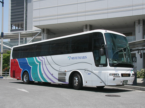 名鉄バス「名古屋~新潟線」 2607