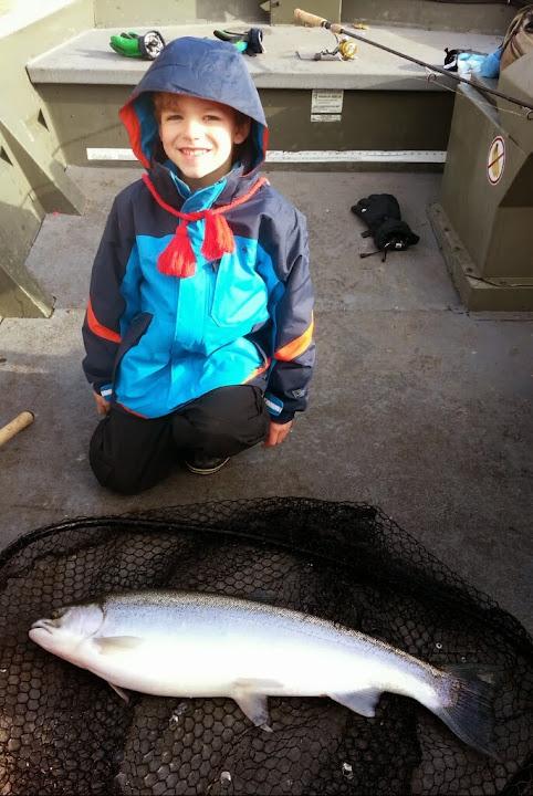 Steelhead Fishing in West Michigan