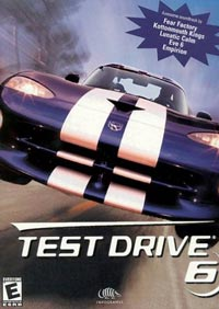 Test Drive 6 - Review-Cheats-Walkthrough By Chad Montague