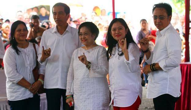 Regenerasi PDIP, Jokowi dan Budi Gunawan Bersaing dengan Tiga Anak Mega