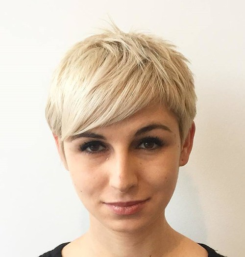 18 Top Short Pixie Cuts For Fine Hair 2018