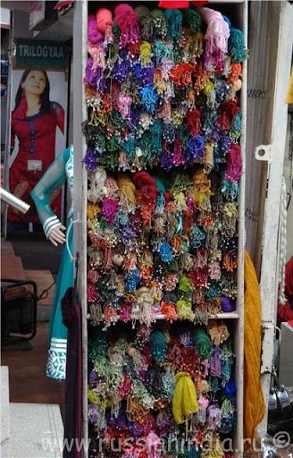 Продажа индийский шарфиков
