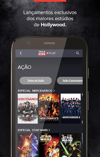 Telecine - Android TV screenshots 4