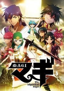 Download – Magi – Episódio 13 – HDTV Legendado