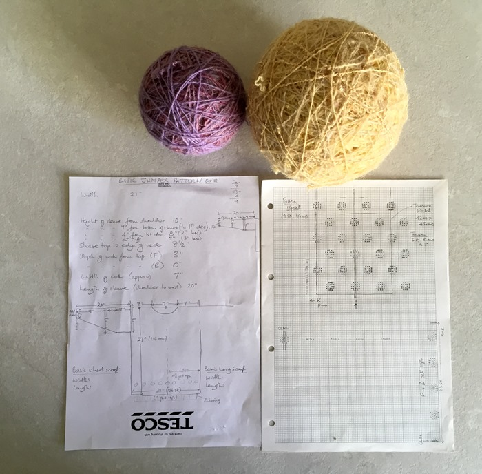 03 Yarn and Pattern