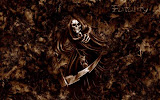 Skeleton In Brown Cloths