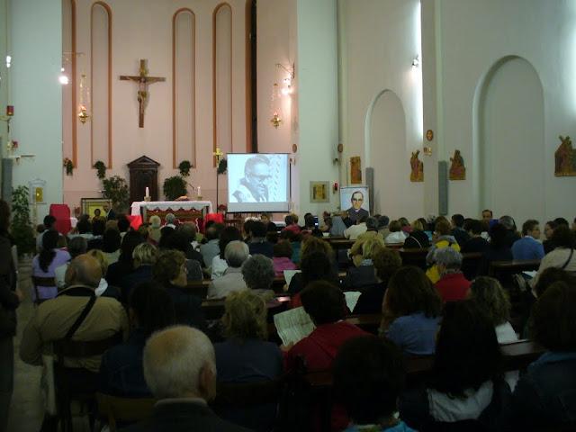 Nella chiesa di Fiorentina la quarta tappa: il volto della giustizia (mons. O. Romero)