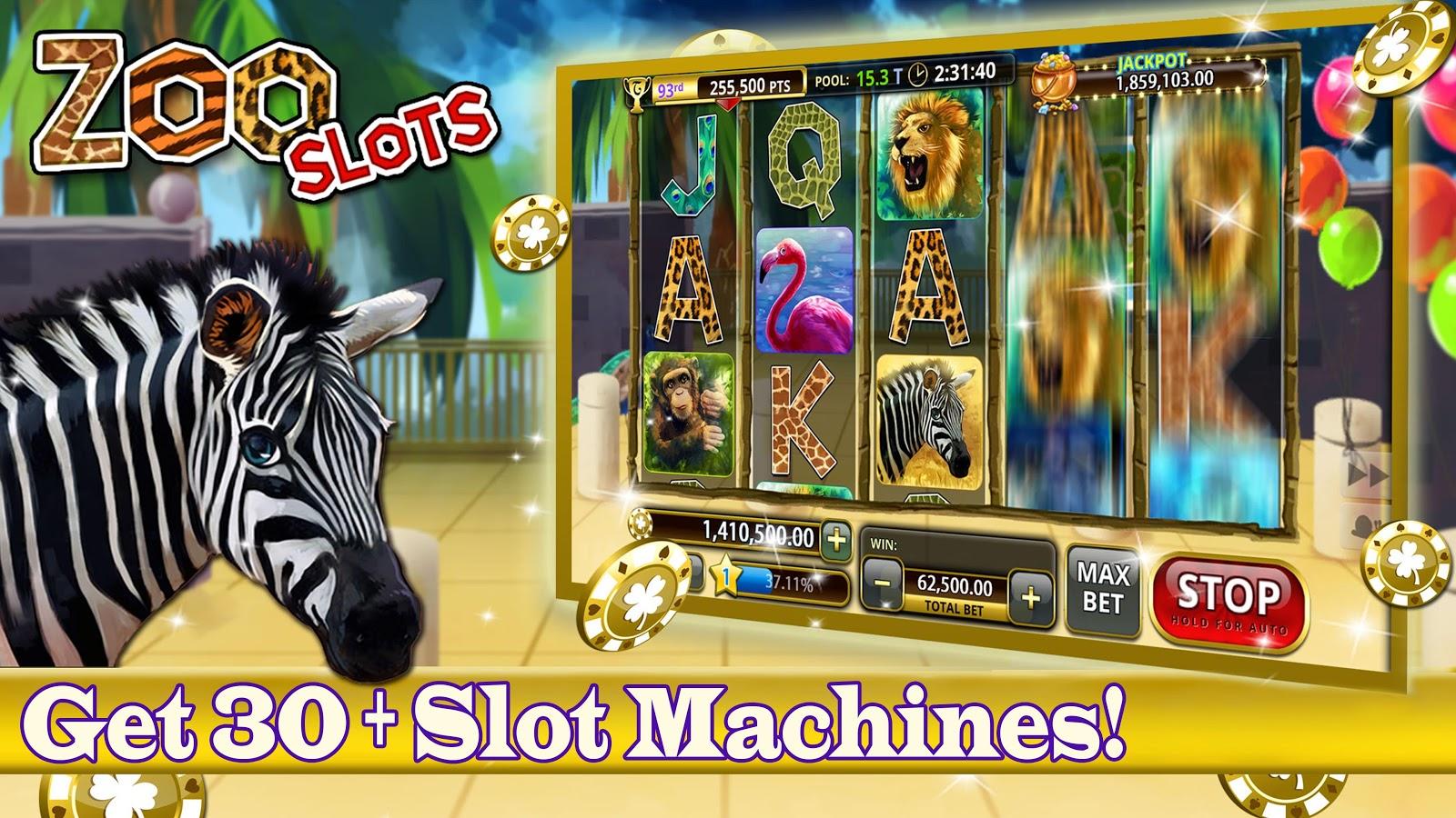 Игровые автоматы для Android - Всё об азарте