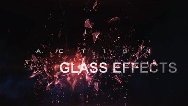 template glass effect sony vegas