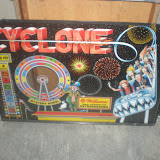 Williams Cyclone Pinball