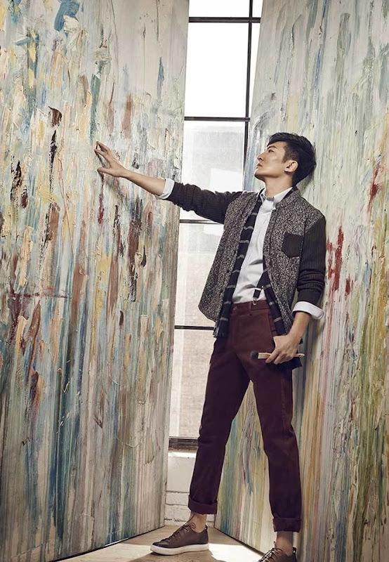 Guo Jingfei China Actor