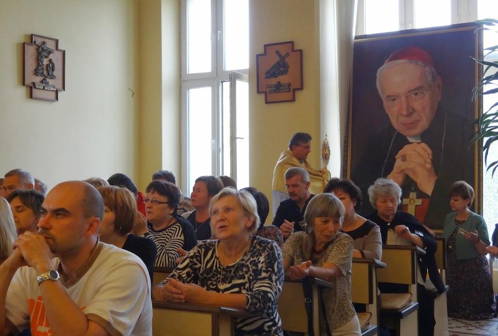 2014 Rekolekcje - Podwyższenie Krzyża Świętego w Częstochowie - DSC07411.JPG