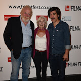 OIC - ENTSIMAGES.COM - James Cosmo, Eileen Nicolas and James Lance at the Film4 Frightfest on Saturday    of  Estranged UK Film Premiere at the Vue West End in London on the 29th August 2015. Photo Mobis Photos/OIC 0203 174 1069