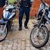 Duas motocicletas recuperadas em ação da Polícia Militar em Sobral