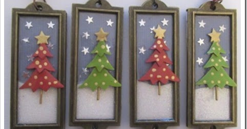 its all fiddle fart christmas tree label holder metal frame decorations