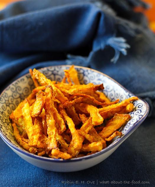 beetroot crisps