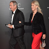 OIC - ENTSIMAGES.COM - Nick Mason and Nettie Mason at the  Luminous - BFI gala dinner & auction in London  6th October 2015 Photo Mobis Photos/OIC 0203 174 1069