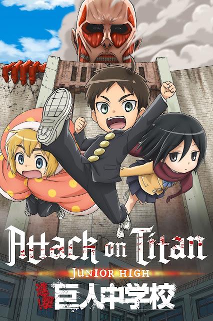 Attack on Titan: Junior High
