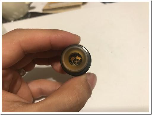 IMG 6175 thumb - 【コンパクトで可愛いやつ】Geekvape Athena Squonk Kit with BF RDA-Black(ギークベープアテナスコンクキット)レビュー!小型化されたメカニカルスコンカー!いつでも供給!漏れなしのトップエアフロー!