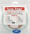 Scor-Pal: Scor-Tape 1/4 inch