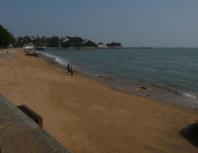 Chine, Fujian. Gulang yu island, Xiamen 2 - P1020141.JPG