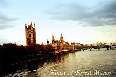 England Trip, Part 1