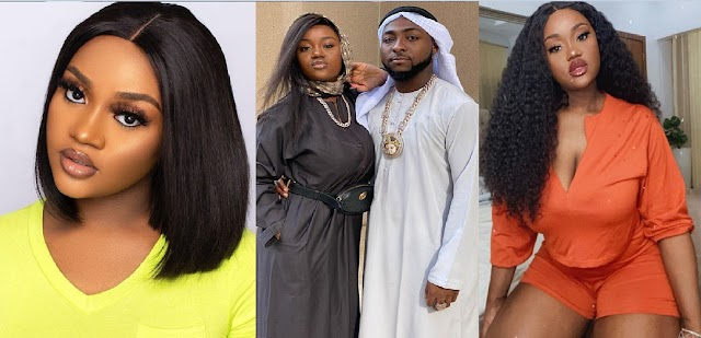 Chioma Subtly Tells Davido What He Stands to Lose If He Completely Parts Ways With Her [Photos]