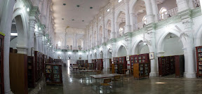 Interior, Central Library of Bahawalpur