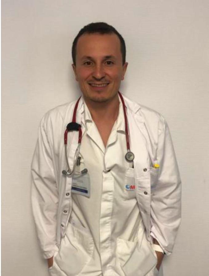 Médico, hijo del malagueño Jaime García Serrano, recibe importante reconocimiento en España