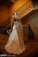 Foto 0194. Marcadores: 06/11/2010, Casamento Paloma e Marcelo, Fotos de Vestido, Heloisa Albuquerque, Rio de Janeiro, Vestido, Vestido de Noiva