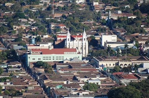Municipio de Santa Ana, Santa Ana, El Salvador