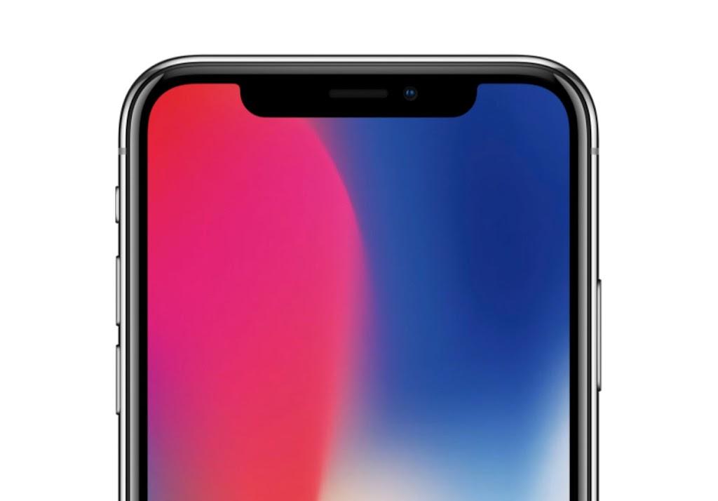 a1704c8388 iPhone Xのディスプレイ上部のスピーカーは、底面のスピーカーと組み合わせてステレオサウンドを実現しています。iPhone7やiPhone8でも同じ仕組みを使ってステレオ  ...
