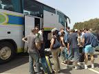 Tomando el autobus de regreso a Tanger