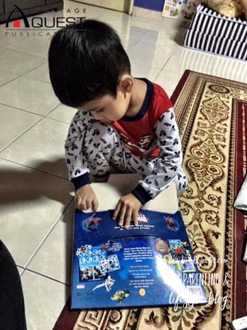 Terima Advantage  Quest Kerana Bantu Mahirkan Bahasa Melayu Firash 16