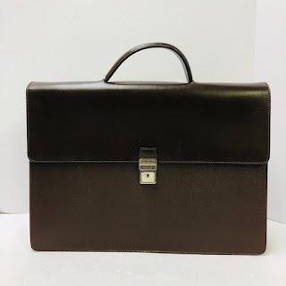 Trussardi Leather Briefcase