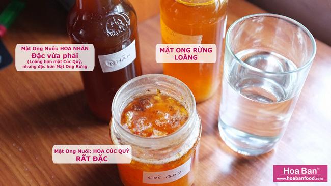 Phân biệt mật ong rừng và mật ong nuôi 2