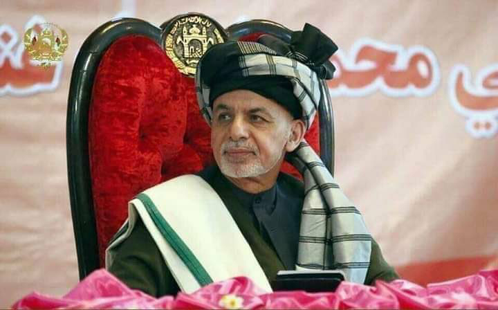 Didn't take money, couldn't even change shoes, says Ashraf Ghani; he promises to return to Afghanistan