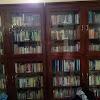 Perpustakaan dirumah Saudara Yang Menginspirasi