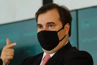 """Maia vê ACM Neto no """"caminho  do  bolsonarismo"""" autoritário"""
