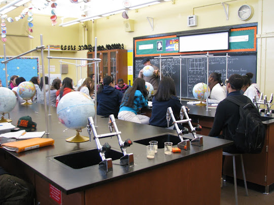 40 percent on Science Exam (8TH GRADE)?