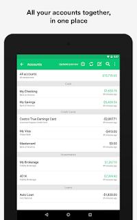 Mint: Personal Finance & Money screenshot 13