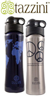 Drink you Water! Tazzini Water Bottles