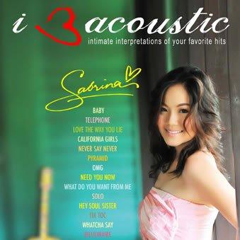 [Full Album] Sabrina - I Love Acoustic 3